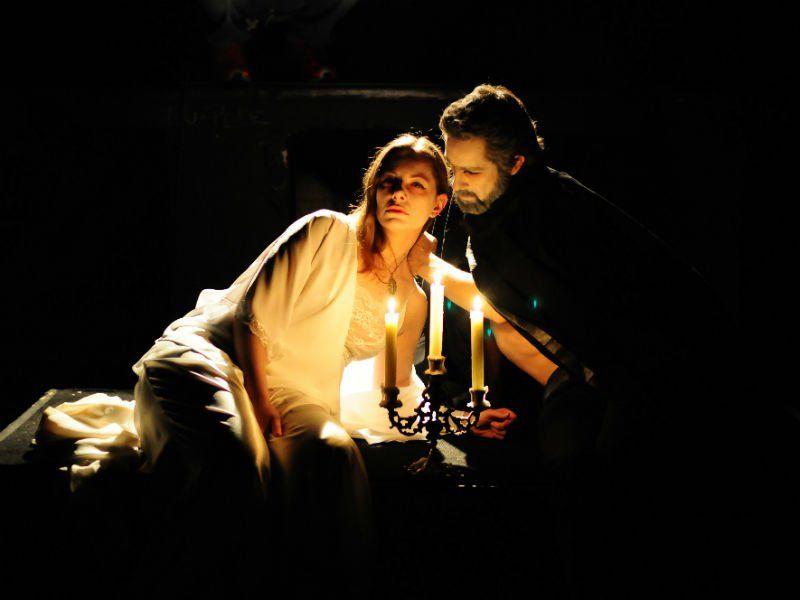"""""""Nosferatu"""" chega ao Sesc Consolação em temporada de 19 de setembro a 11 de outubro."""