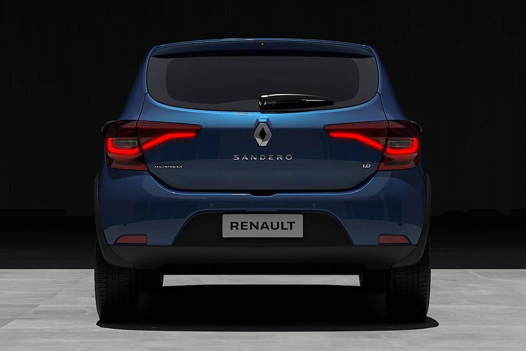 Pin Em Renault Sendero