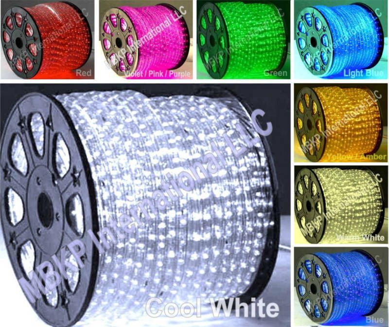 12v Cool White Led Rope Lights Home Lighting Boat Car Truck Home Indoor Outdoor 12v Cool White Led Rope Lights Home L In 2020 Led Rope Lights Led Rope Rope Lights