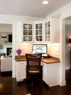 Kitchen Home Office Design Home Built In Furniture