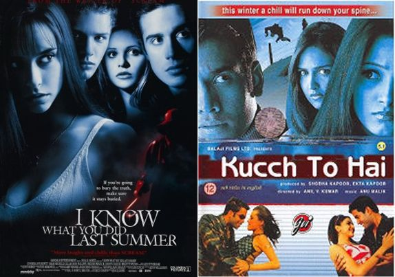Pin By Movietiamo On List Of 75 Bollywood Movies Copied From Around The World Bollywood Movies The Others Movie Movies