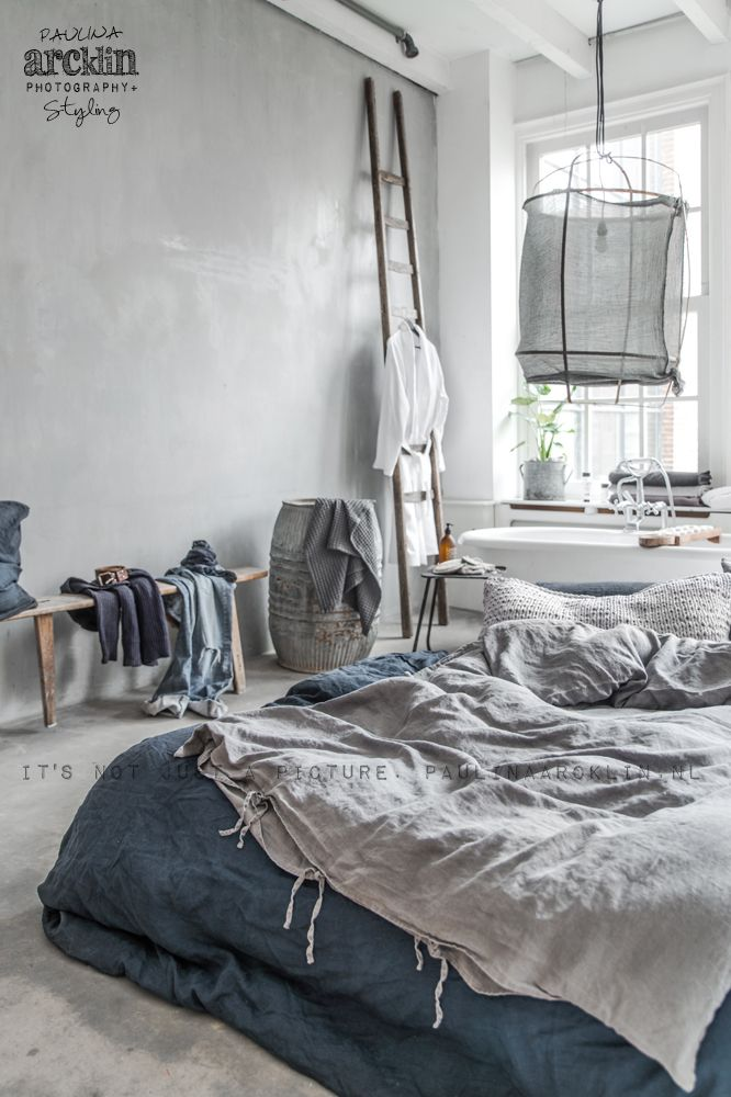 Paulina Arcklin photoshoot for UNO IMAGE Floor Lamp Ideas