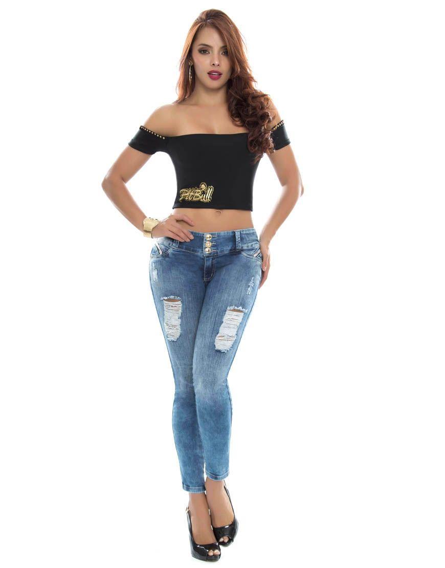 287f78d09d Pin de Jeans Pitbull Colombia en Jeans Colombianos
