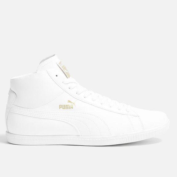 puma glyde leather