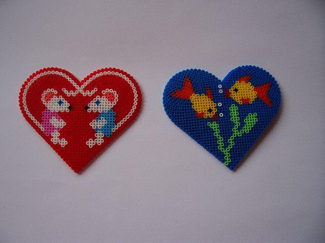 Hearts #3 by Shazann, via Flickr