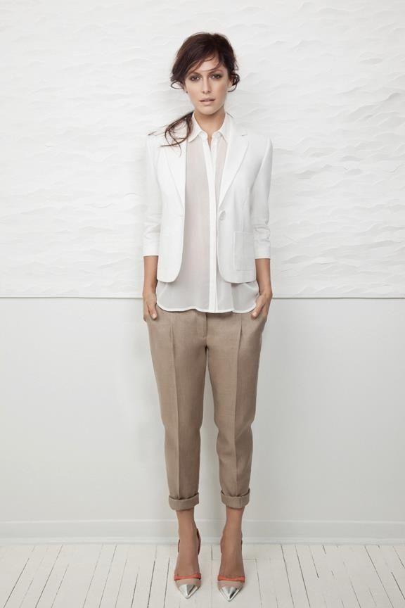 Consultoria Elegante No Verao Style Inspo Outfit Business Mode