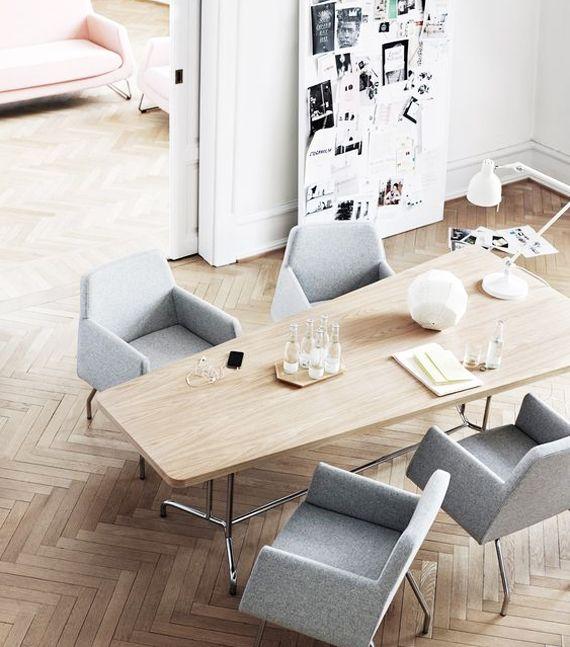 Inspiraci n deco espacios de trabajo de estilo n rdico for Design nordico on line