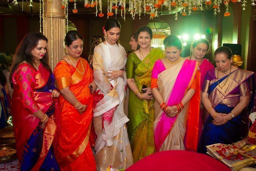 New Deepika Ranveer Wedding Photos You Have To See Today ...