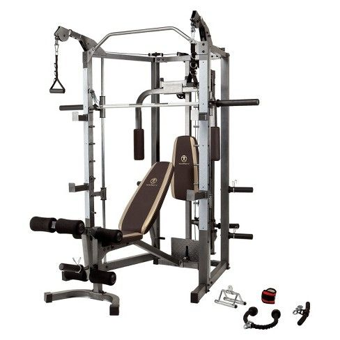 New Smith Cage Home Gym