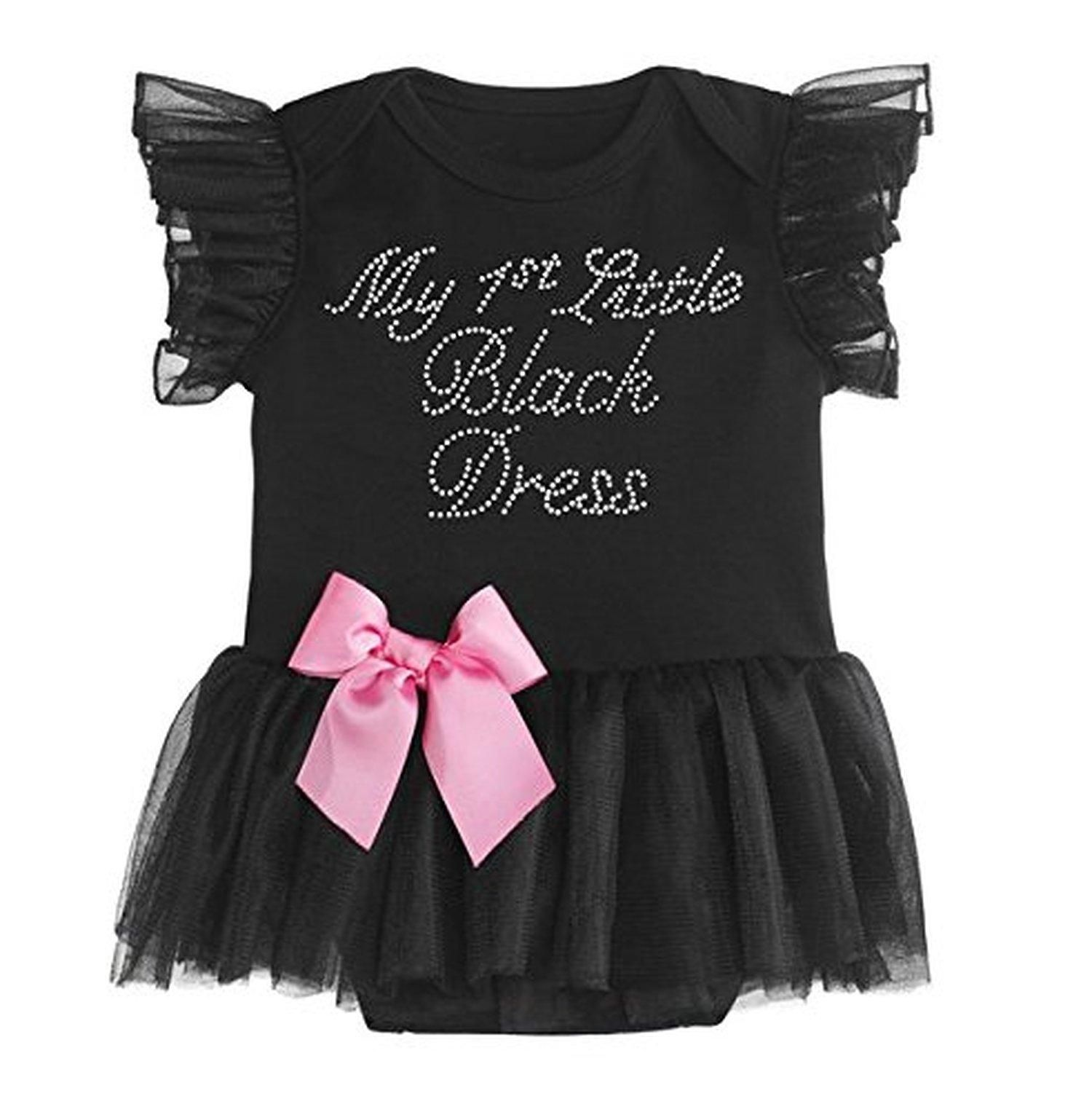 Ganz My 1st Little Black Dress 0 6 Months Brought to you by
