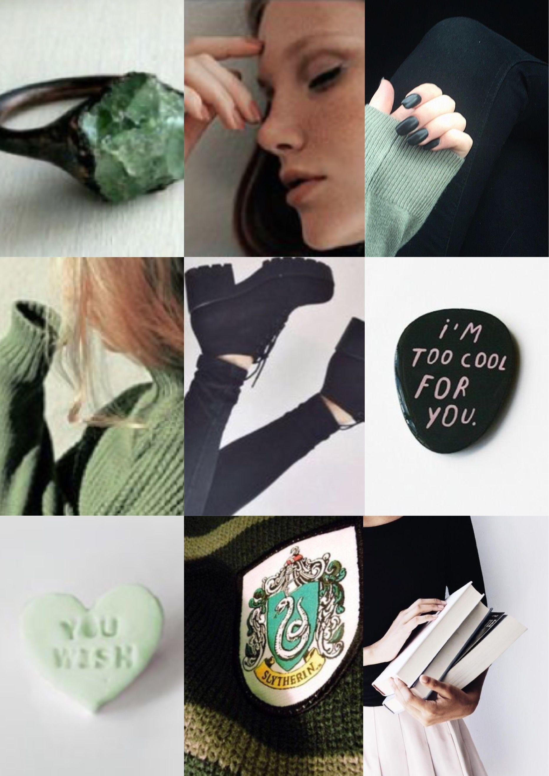 Tracey Davis Aesthetic Inspiration Harry Potter Slytherin Harry Potter Pansy Parkinson Slytherin Harry Potter Harry Potter World