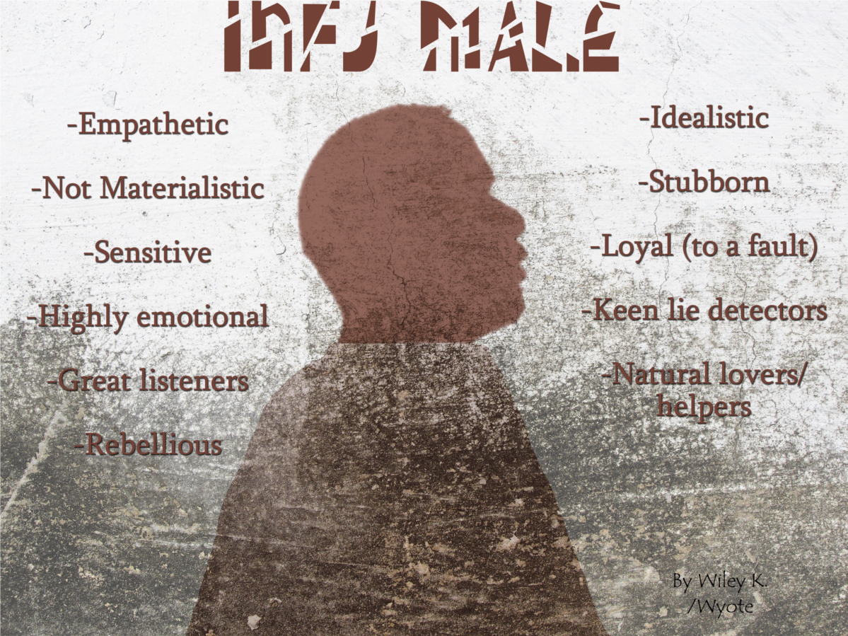 INFJ Male - I think this describes INFJ females well too  | INFJ (Ni