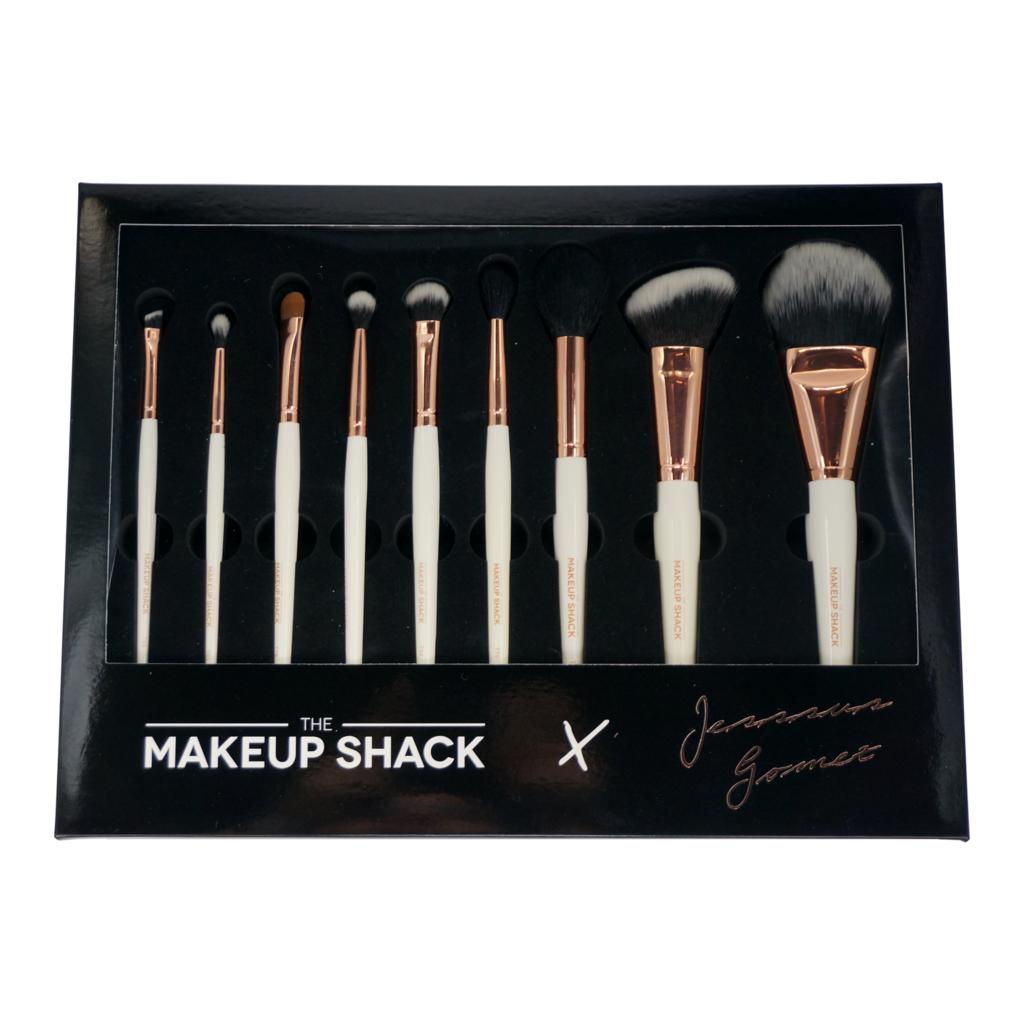 Jesssus Gomez Brush Set The Makeup Shack Makeup shack
