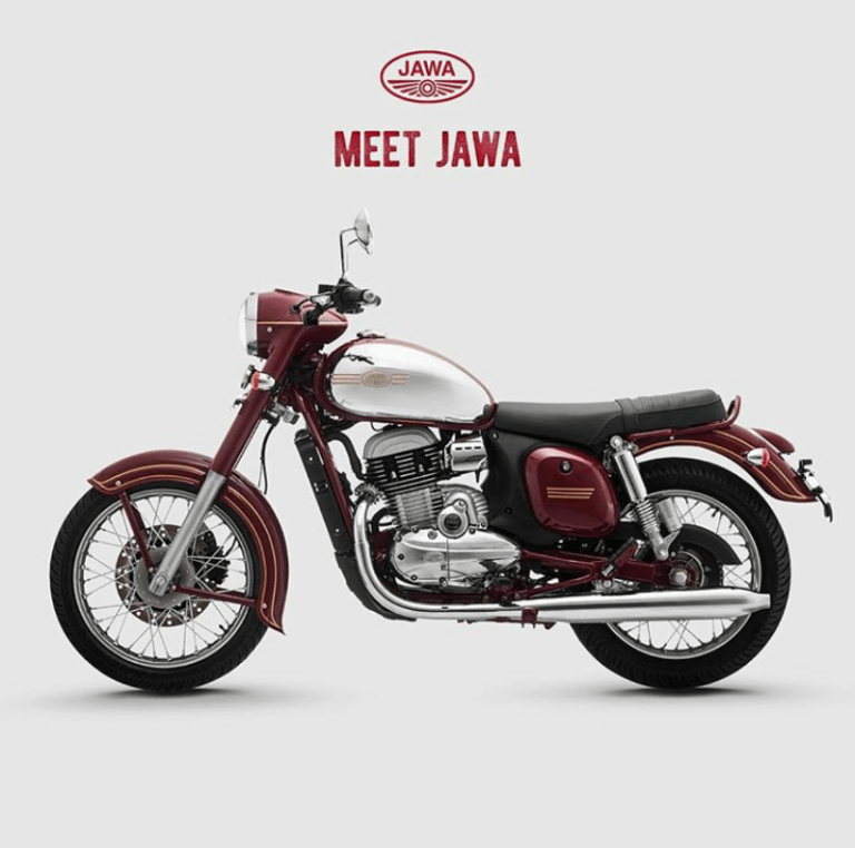 Rebirth Of The Legend Jawa Car And Motorcycle Design Classic