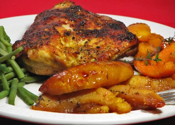 Roasted Chicken With Squash Recipe Food Recipes Buttercup Squash Chicken