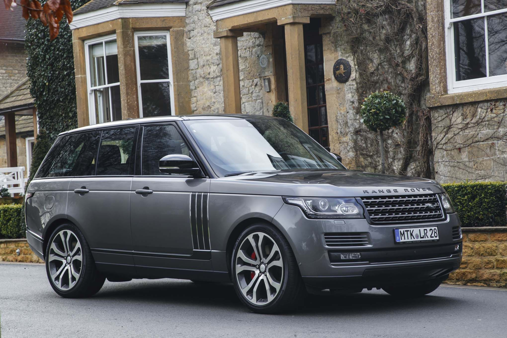 June Special  Range Rover Land Rover  A Month  Month