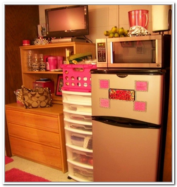 Dining Idea Room Storage: Food Storage Ideas For Dorms