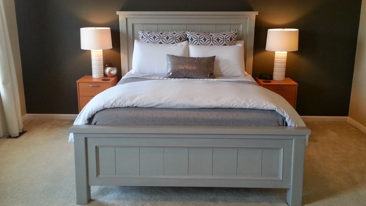 Cricut Cardiologist A Master Bedroom Redux Farmhouse Bedding Master Bedroom Bed