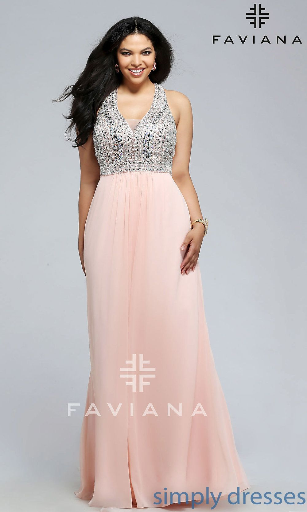 Homecoming Dresses, Formal Prom Dresses, Evening Wear: FA-9388 - FA ...
