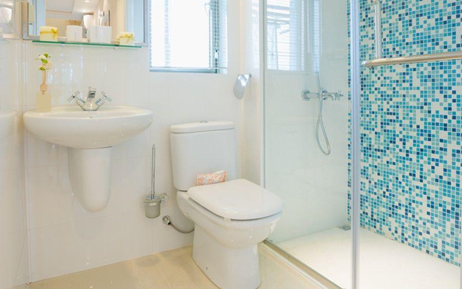 Kleurrijke badkamer bouwcenter mothership