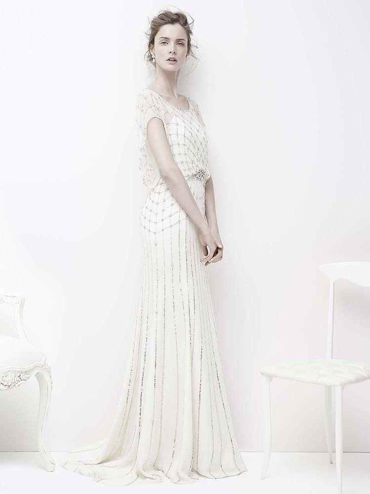 Meine Brautkleid Favoriten aus der Jenny Packham Kollektion ...
