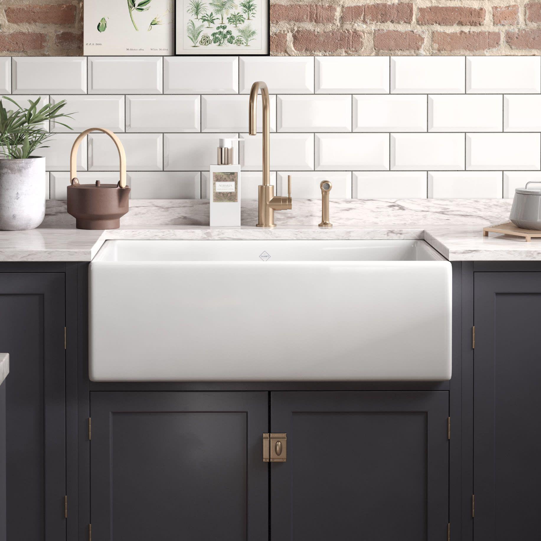 33+ Cheap apron sink model