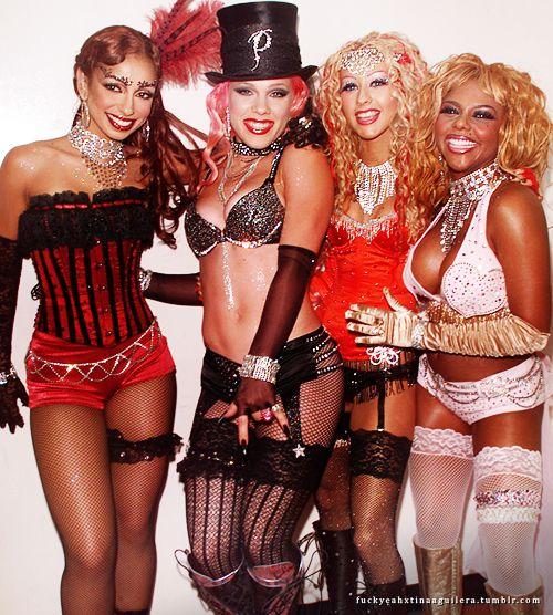 Aguilera kim mya pink lady marmalade porn music remix 2