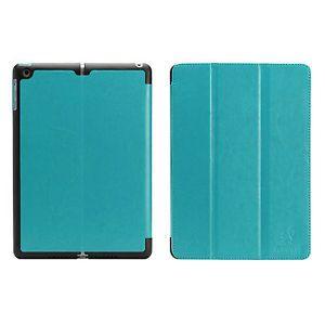 Funda Soporte iPad Premium Smart Cuero Fina Funda para Apple iPad Air | eBay