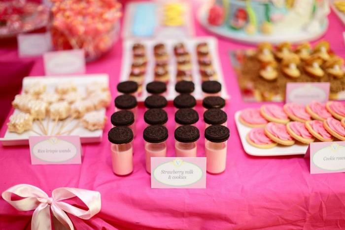 Princess Fairy Tale Birthday Party Planning Ideas Supplies ...