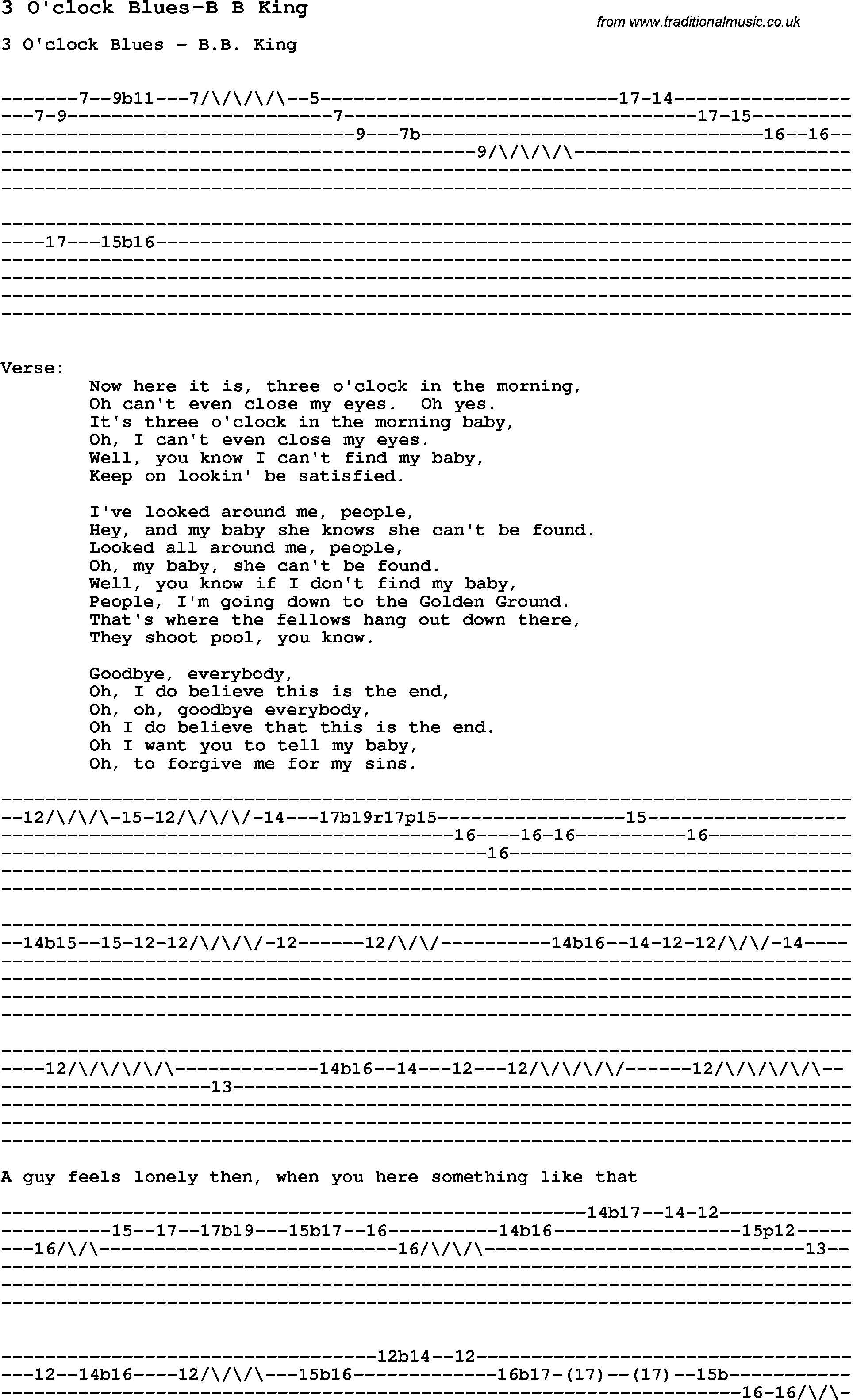 Blues guitar song lyrics chords tablature playing hints for 3 blues guitar song lyrics chords tablature playing hints for 3 o hexwebz Choice Image