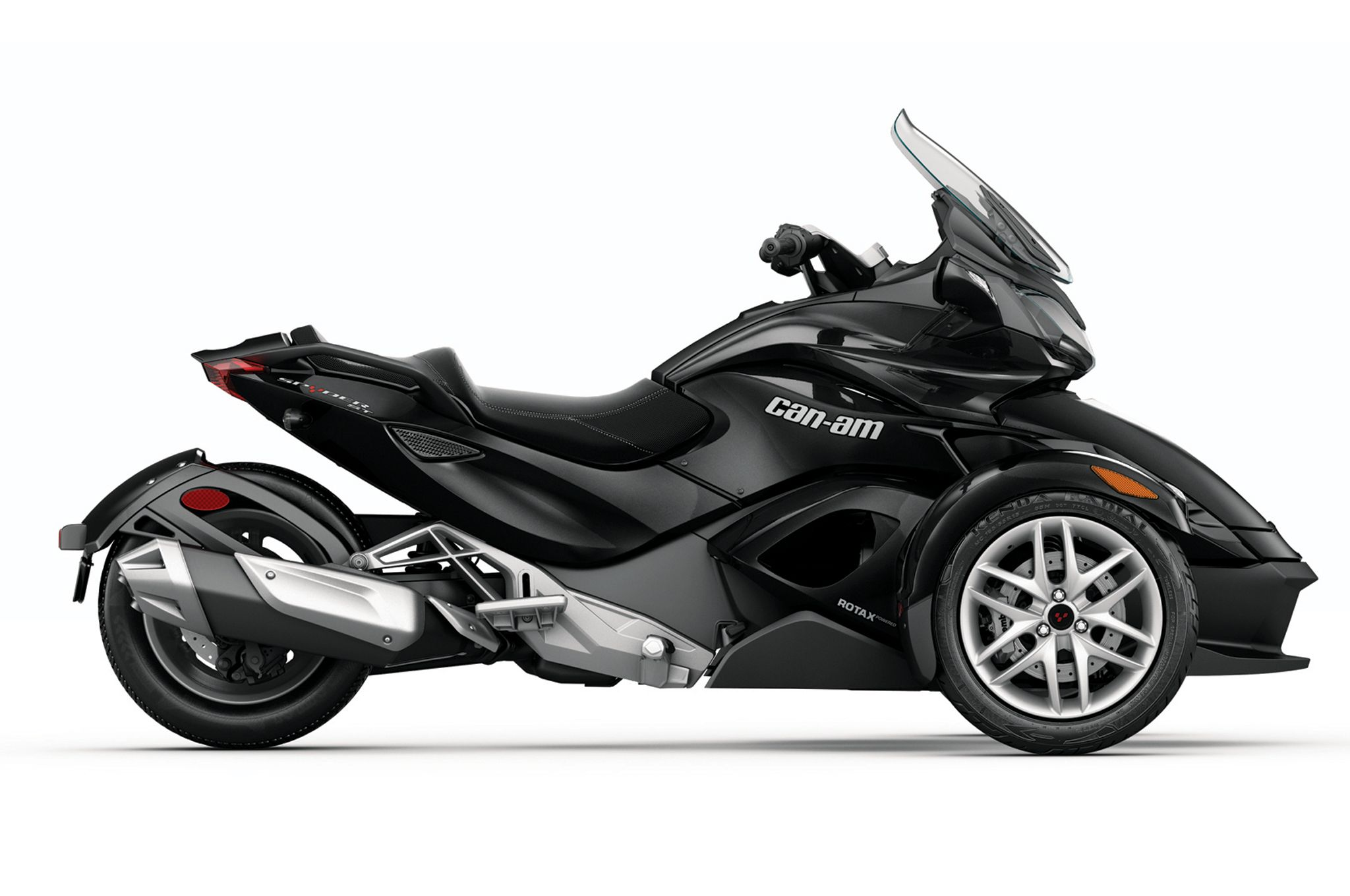 2014 Can Am Spyder St Side Profile Cars and Bikes