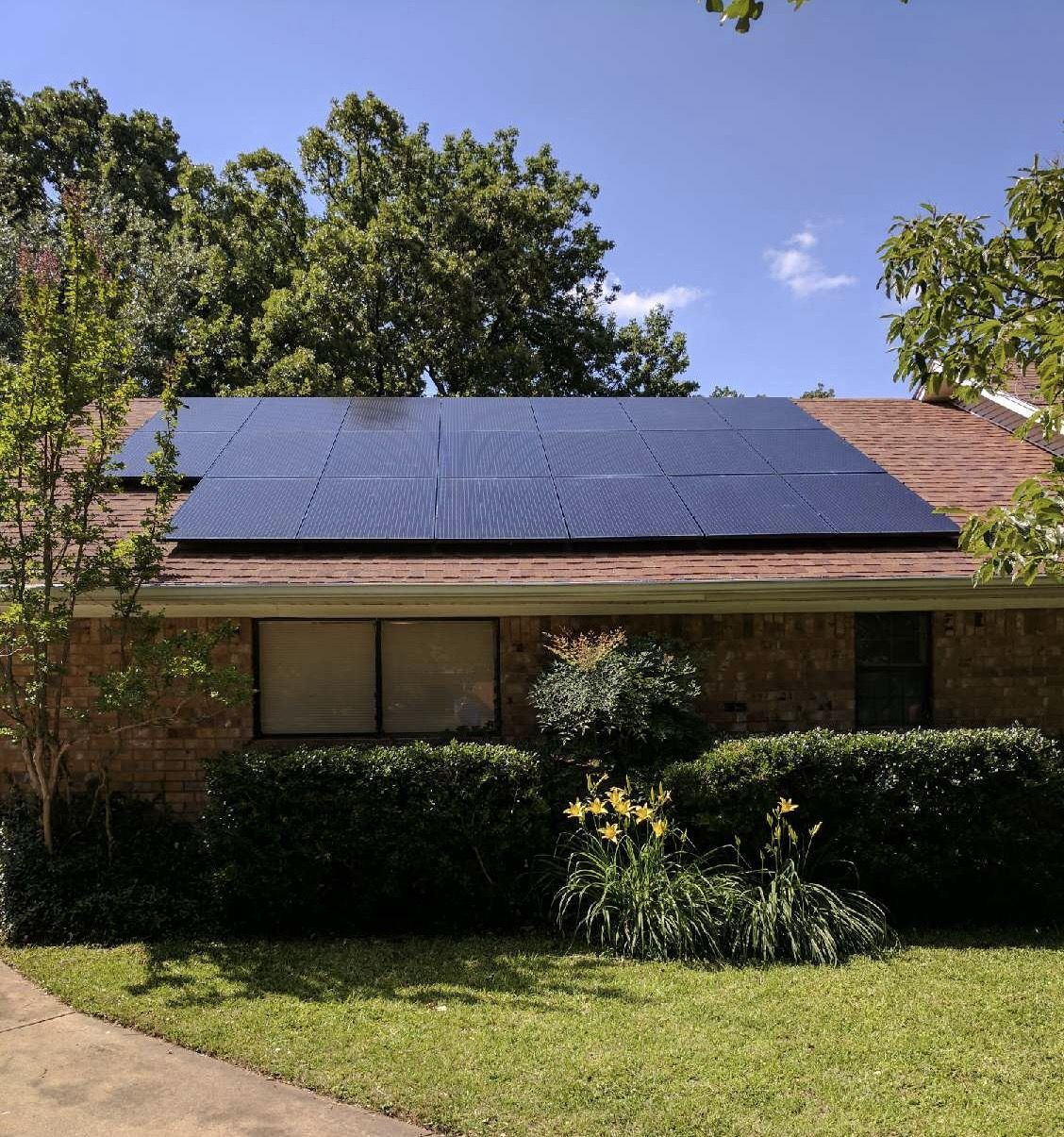 Pin By Sun City Solar Energy On For The Home Outdoor Decor Roof Solar Panel Solar Panels