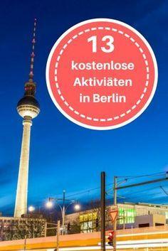 13 Aktivitäten, die ihr in Berlin gratis unternehmen könnt #bestkaraokemachine