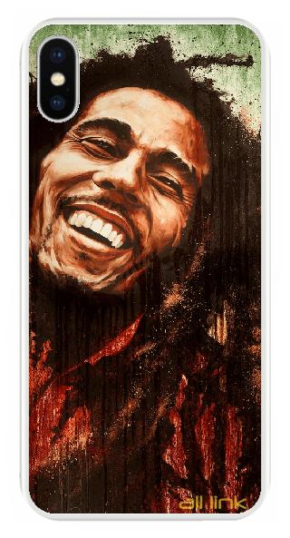 ead905074f IPHONE X BOB MARLEY   Bobs em 2019   Bob marley, Cantores de reggae ...