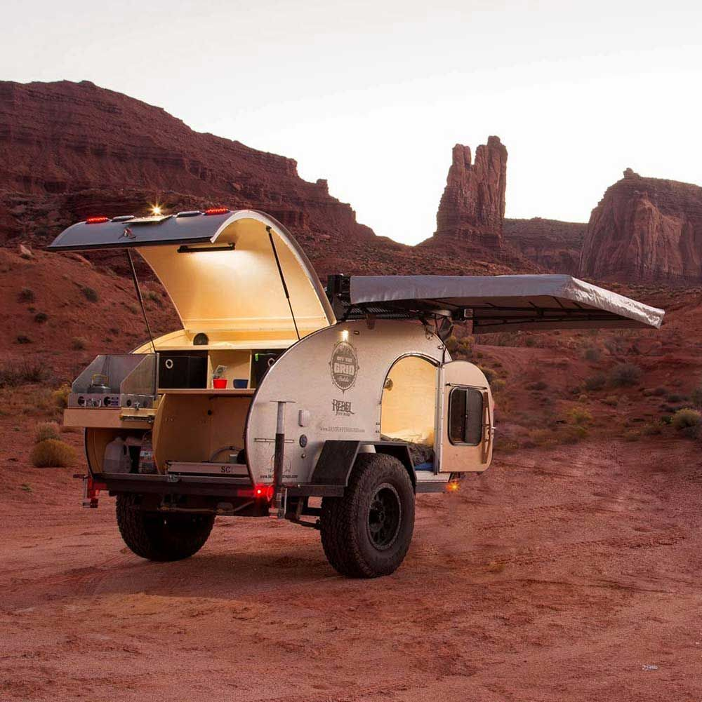 9 Rugged Rentals for Affordable OffRoad Adventure