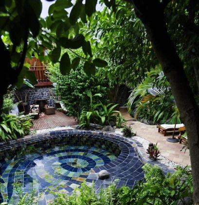 Hôtel Lodge Roche Tamarin et Spa : le village nature