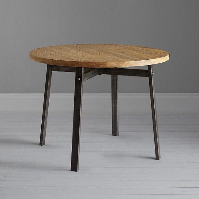 round wooden dining tables calia design mesas tables mesas rh pinterest es