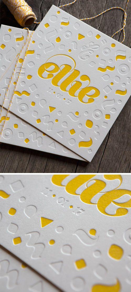 Letterpressblind deboss business cards home made pinterest letterpressblind deboss business cards reheart Images
