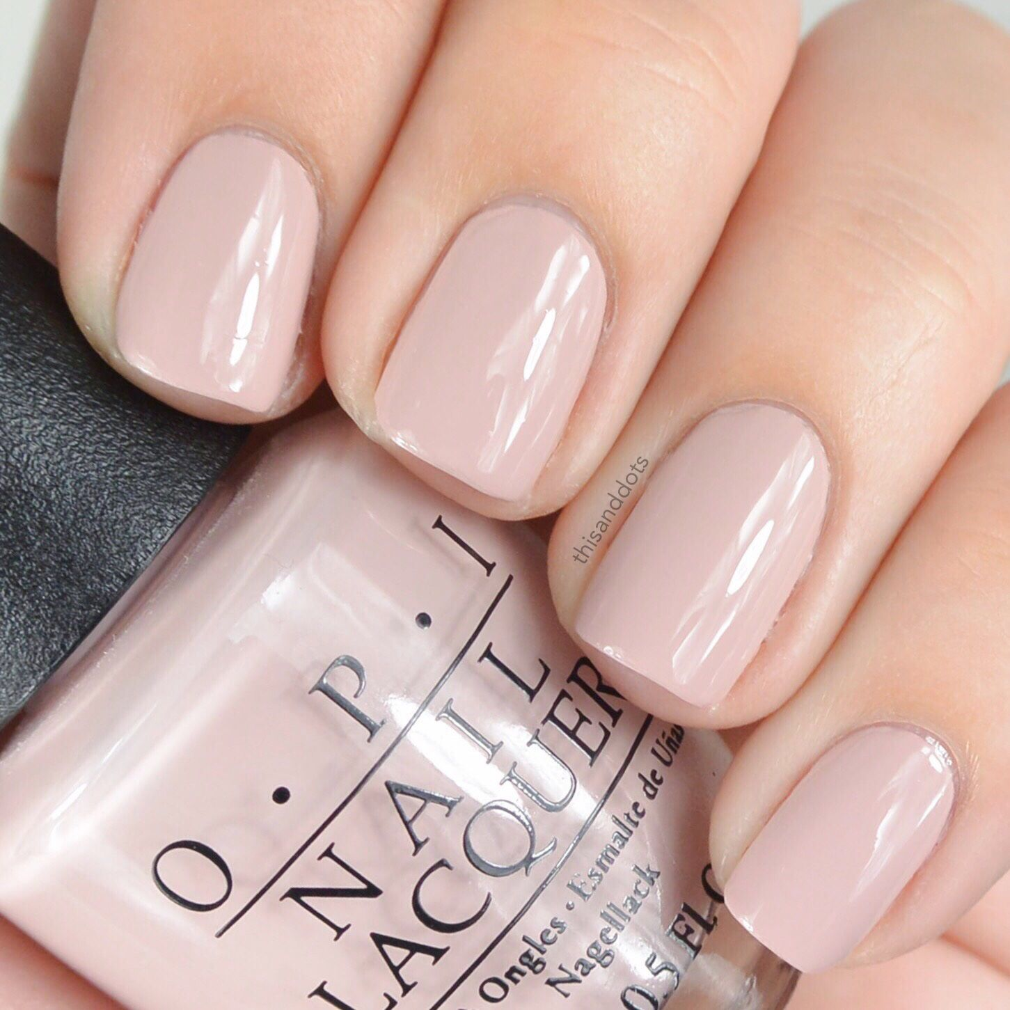 OPI - My Very First Knockwurst | Nail Styles | Pinterest | OPI ...