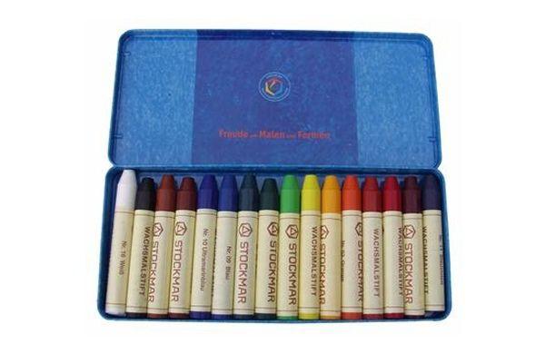Stockmar Crayons 16