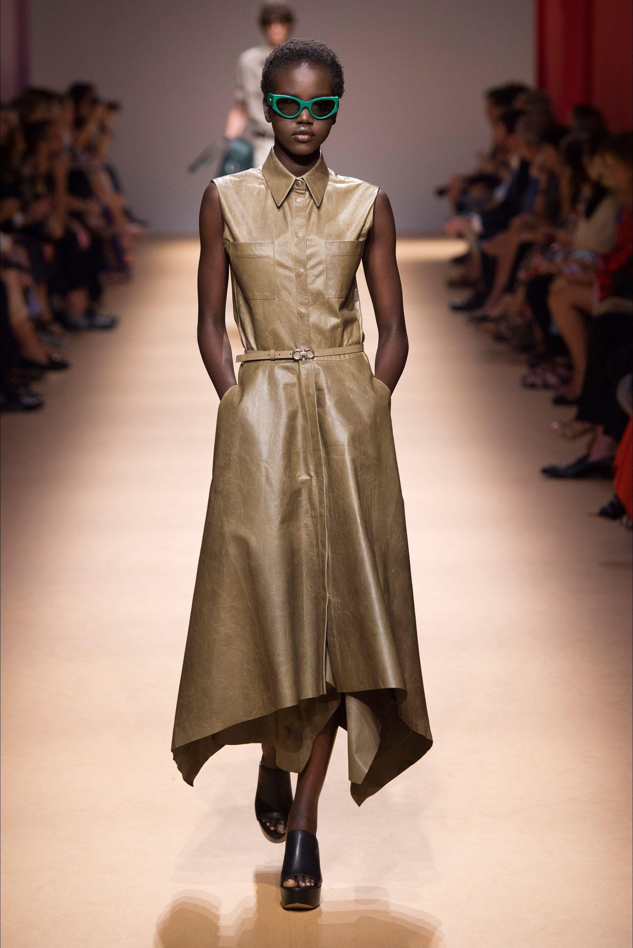 cea2ee0157ccc0 Sfilata Salvatore Ferragamo Milano - Collezioni Primavera Estate 2019 -  Vogue