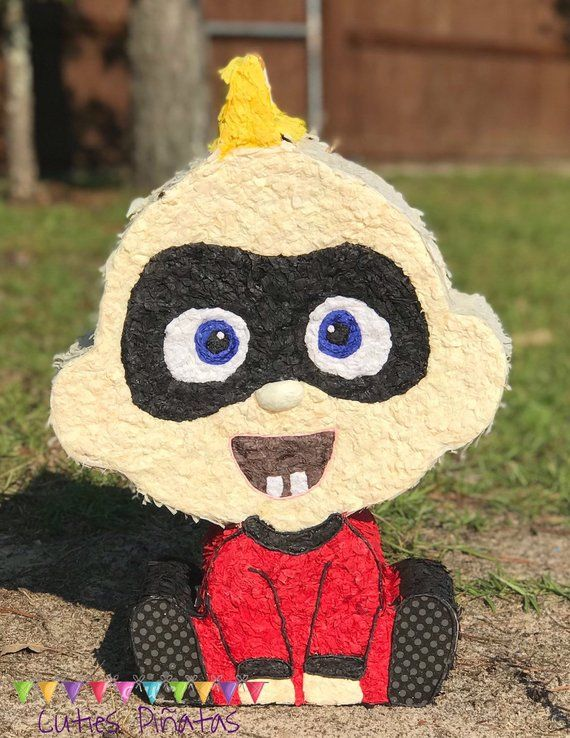 Jack Jack Incredibles Piñata d25786d44a0