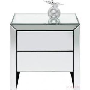 Chevet Real Dream 2 Tiroirs Kare Design Table De Chevet Design