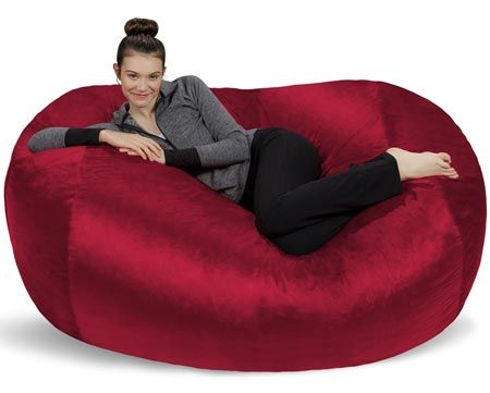 Sofa Sack Bean Bags 6Feet Bean Bag Lounger, Large