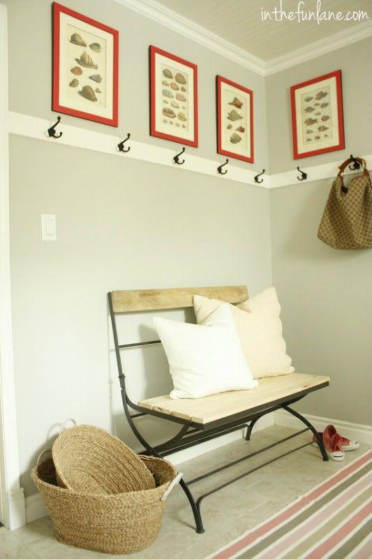 laundry room revamp fr inthefunlane com used martha stewart s rh pinterest com