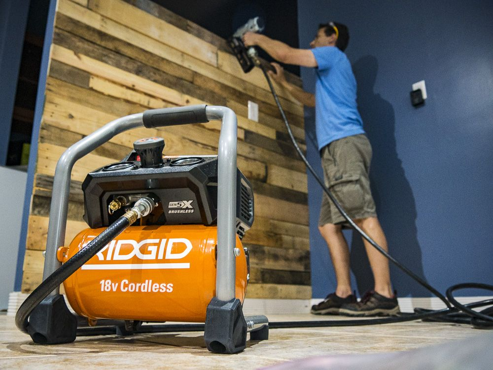 How to Use an Air Compressor Air compressor, Cordless