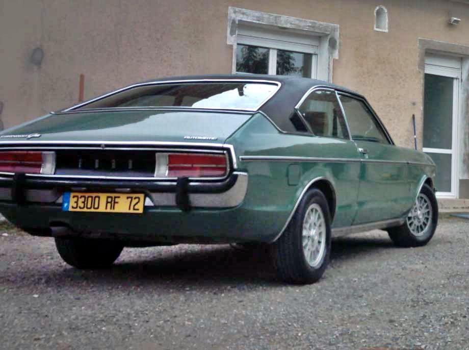 1976 Ford Granada 3 0 Ghia Coupe Ford Granada Classic Cars