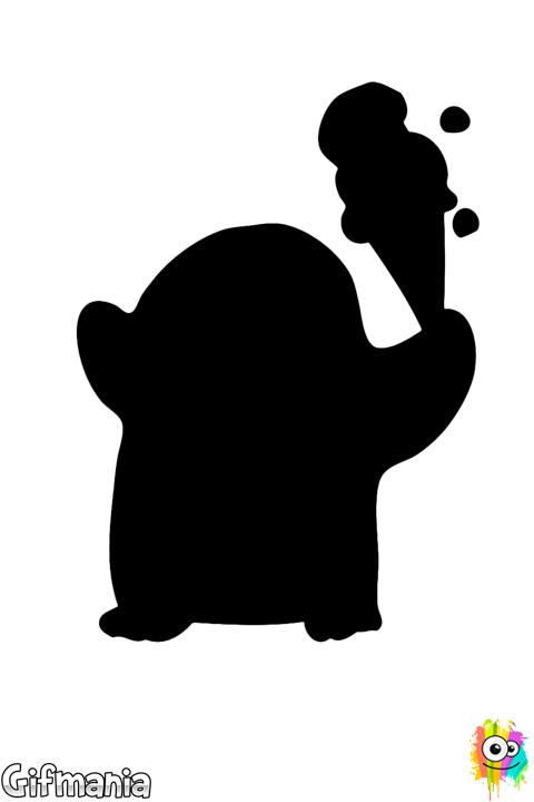 Pingüino con un Helado   Gifig Pins   Pinterest   Pinguino para ...
