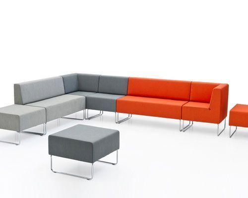 Pedrali collezione host furniture sofas sedie design for Divano in spagnolo
