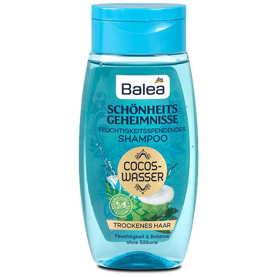 Balea Schonheitsgeheimnisse Shampoo Cocoswater Dm Drogerie Markt